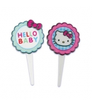 Hello Kitty Baby Theme Food Pick Made in USA