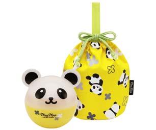Panda Bento Ball Pink