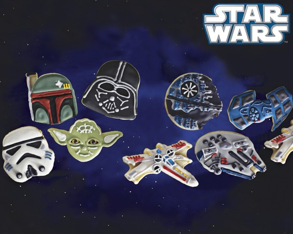 Shop all Star Wars items here (sold separately)