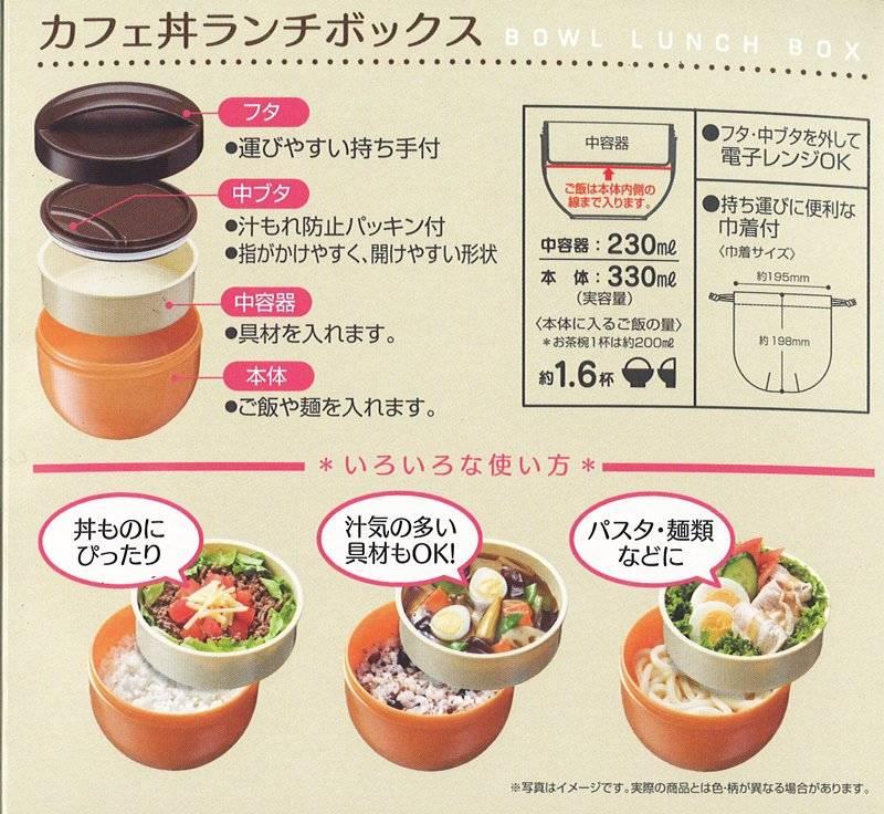 BentoUSA Bento Box round with how to